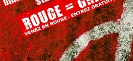 Opération «Tous en rouge 2» : FCR-Fauville 4 juin 2016
