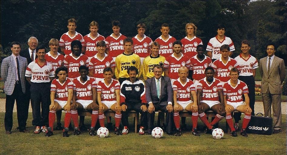 FC Rouen 87-88