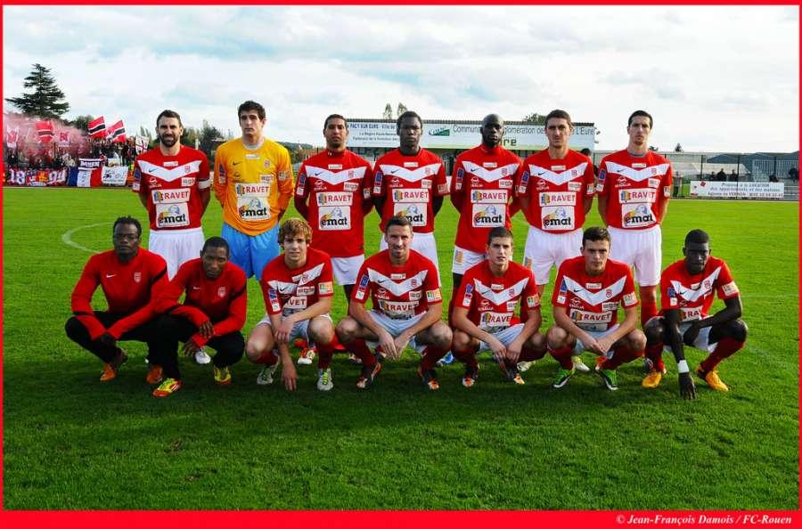 FCR Saison 2013-2014