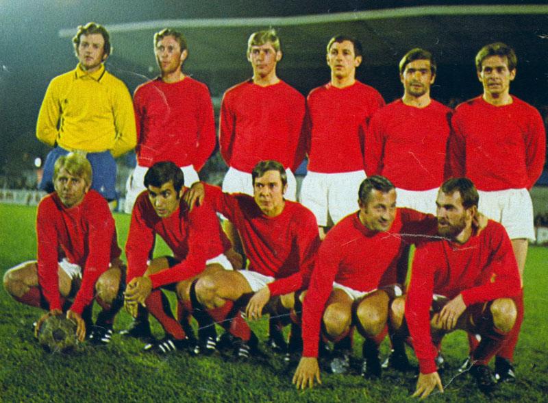 FCRouen équipe 1969-70