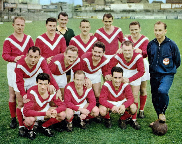 Football FC Rouen 1960-61 - copie