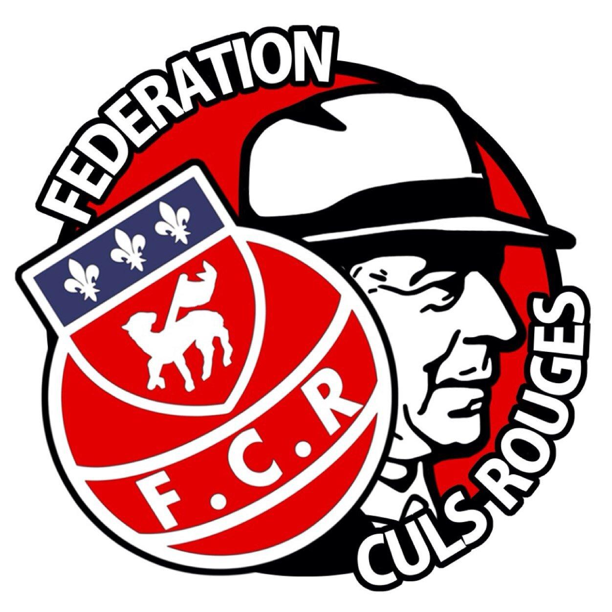 Logo Fédération des Culs Rouges