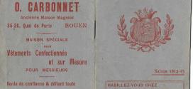 Programme FCR-Henley 1913
