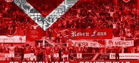 Opération «Tous en rouge 3» : FCR-Gonfreville 30 octobre 2016