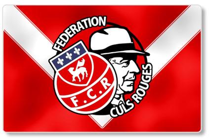carte membre Fédération des Culs Rouges