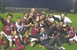FC Rouen FCR saison 2002 2003